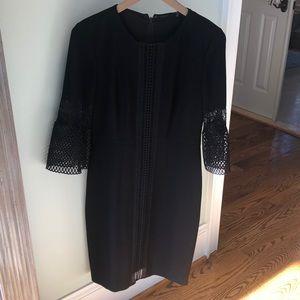 Elie Tahari Black Cocktail Dress